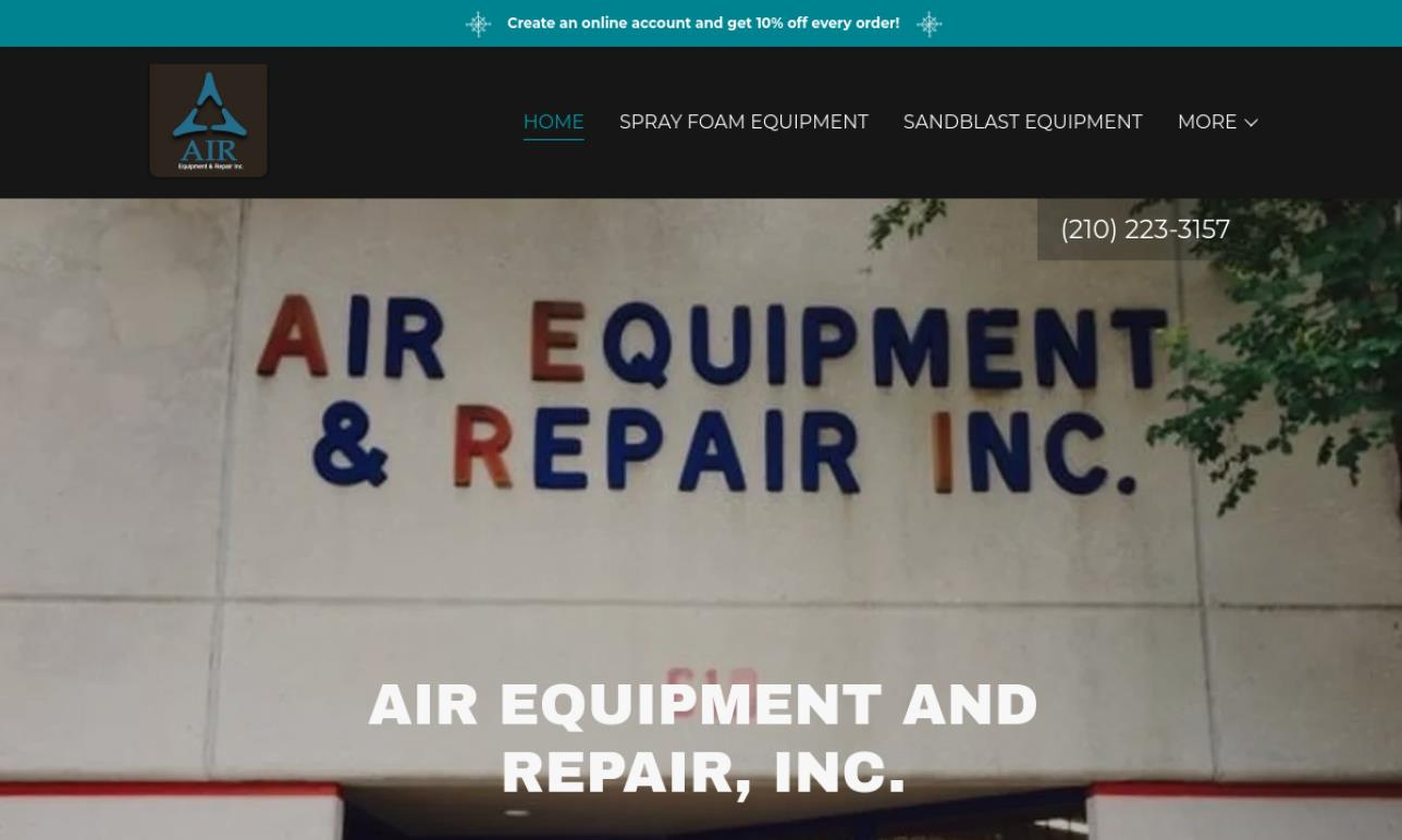 Air Equipment & Repair, Inc.