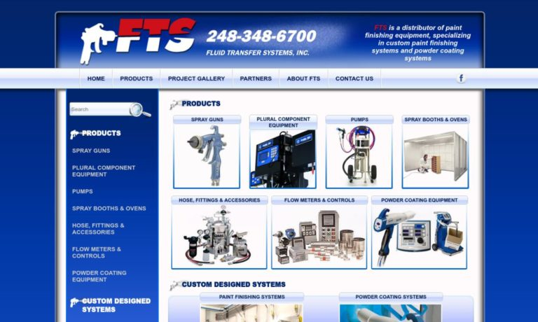 Fluid Transfer Systems, Inc.