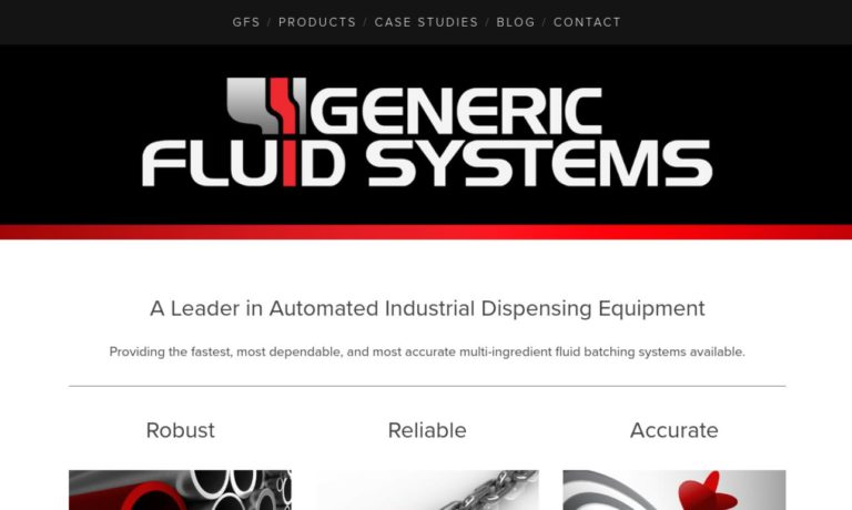 Generic Fluid Systems