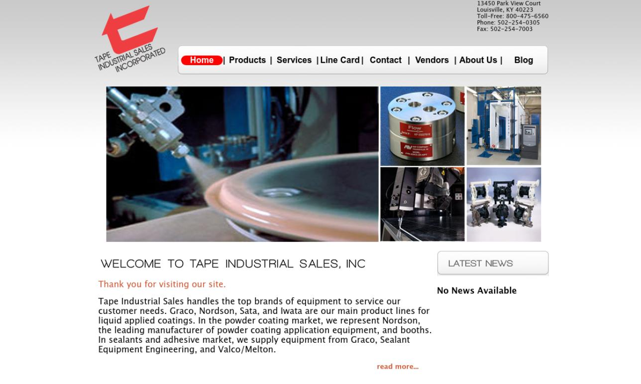 Tape Industrial Sales, Inc.