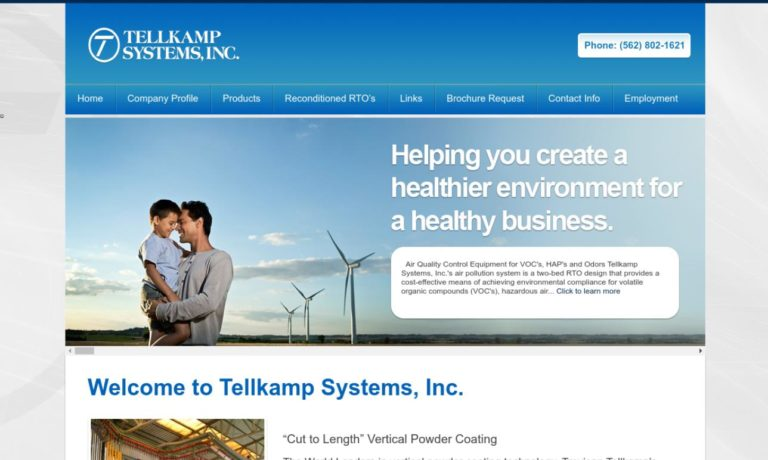 Tellkamp Systems, Inc.