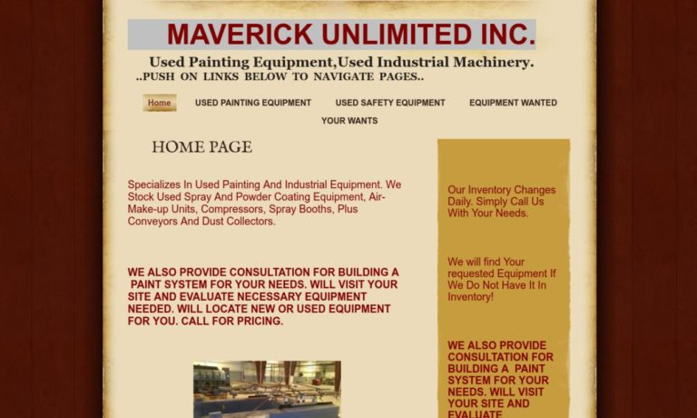 Maverick Unlimited Inc.